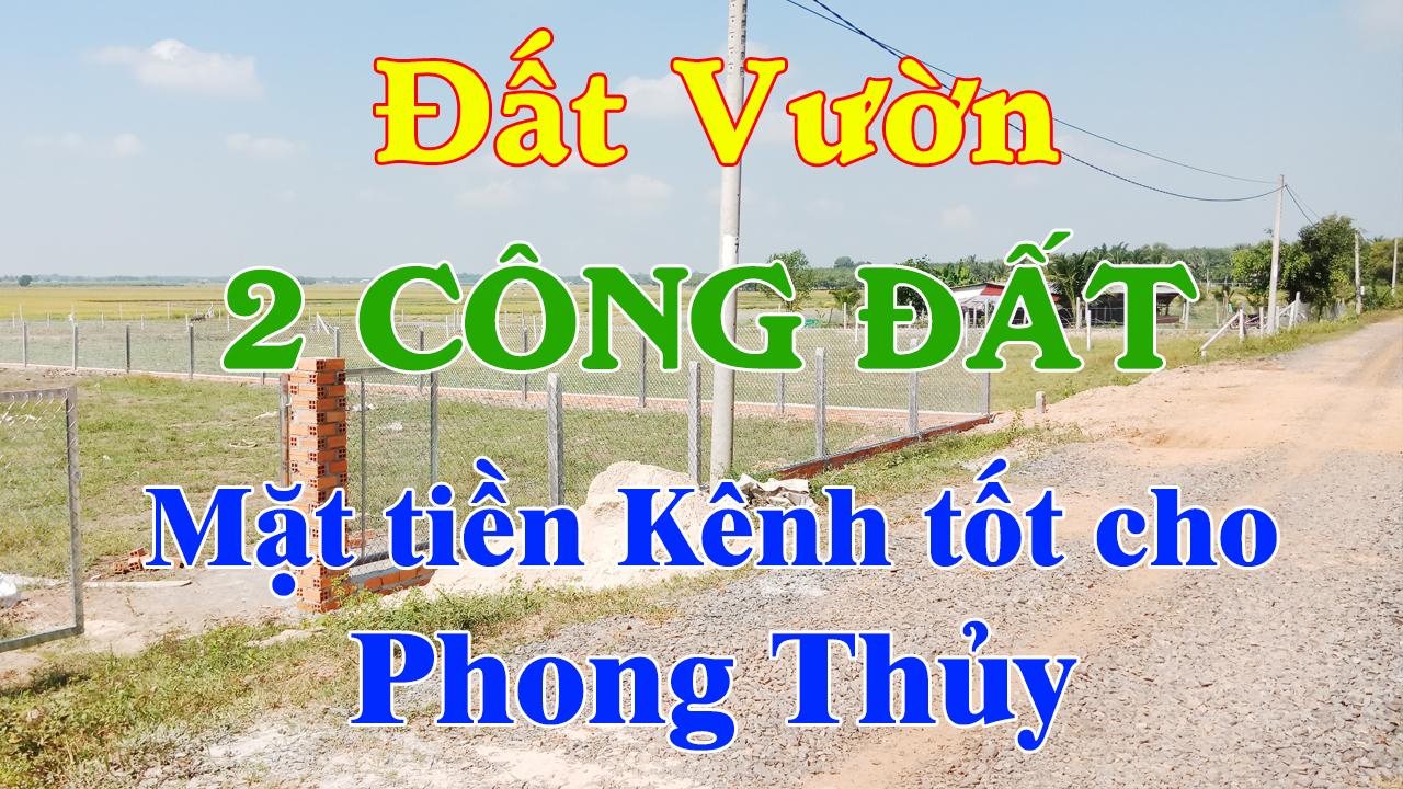 Video Đất Vườn TP Tây Ninh