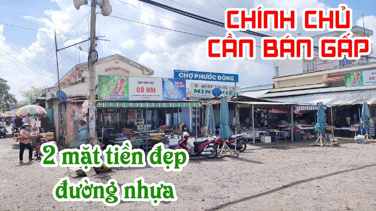 Video Đất Chính Chủ KCN Phước Đông Gò Dầu