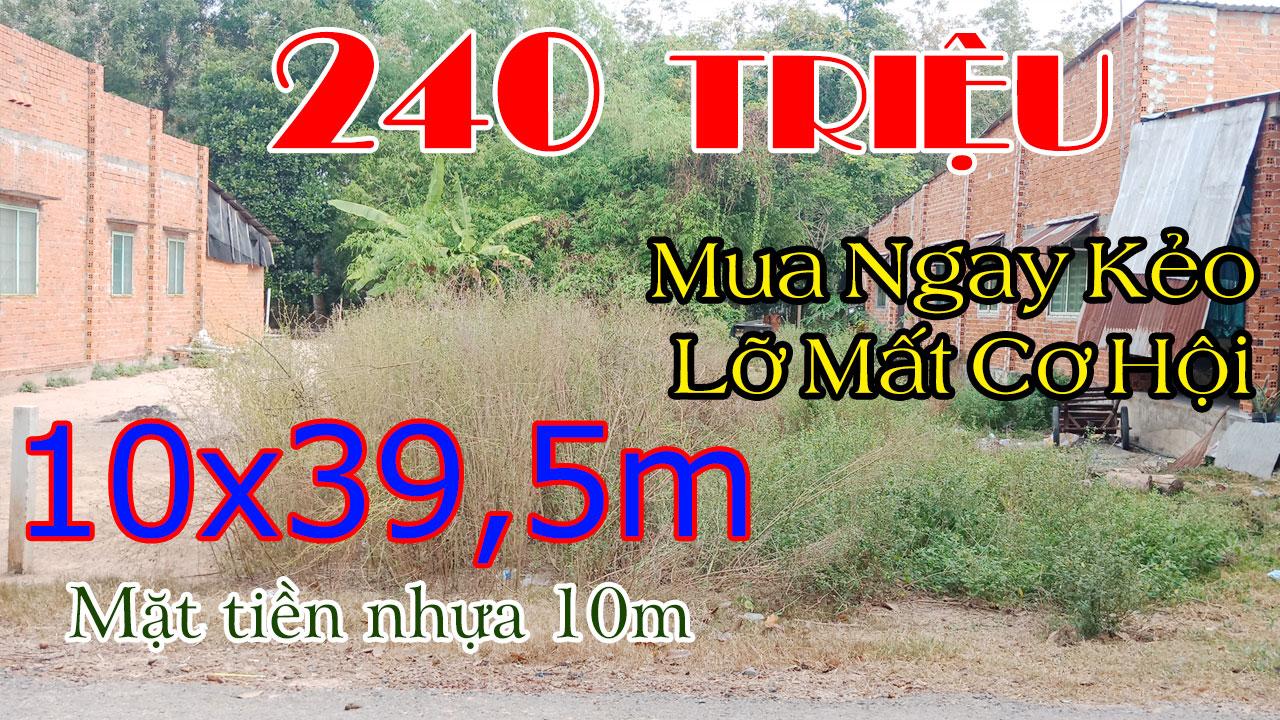 Video Bán Đất Xã Hòa Hiệp Tân Biên